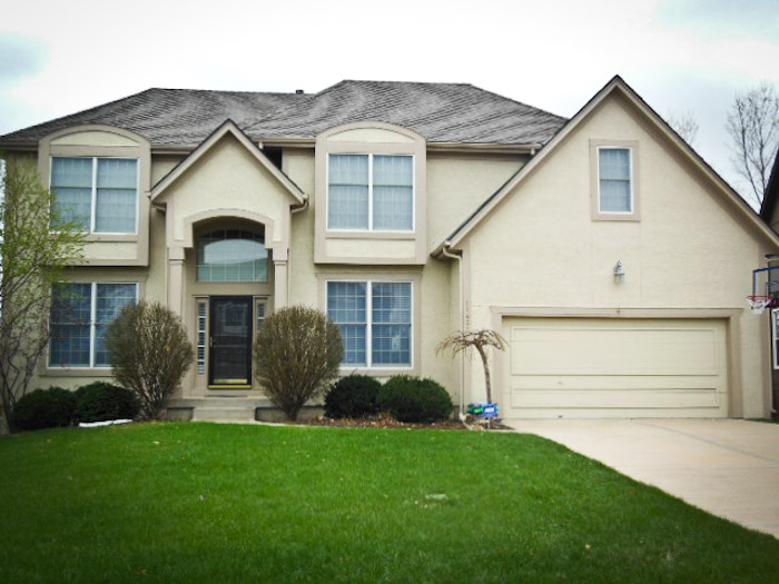 exterior house painters in overland park / johnson county