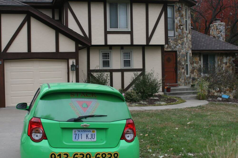 Quality Exterior Paint Job in North Kansas City – Stack Painting ...