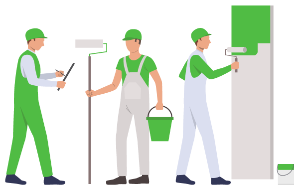 Hire a House Painter in the Kansas City